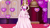 Adorable Barbie Dressup