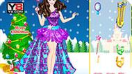 Christmas Princess Dress Up