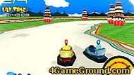 Bumper Car Race