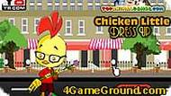 Chicken Little Dress Up