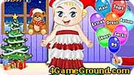 Cute X Mas Toddler Dress Up