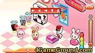 Bunny's Ice Cream Shop